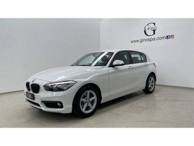 usata BMW 116 d Advantage 5p