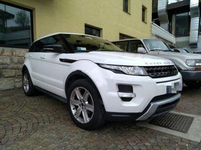 usado Land Rover Range Rover evoque 2.0 Si4 5p. Dynamic