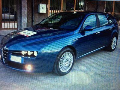 usata Alfa Romeo 159 2.4 JTDm 20V 210 CV Sportwagon Exclusive