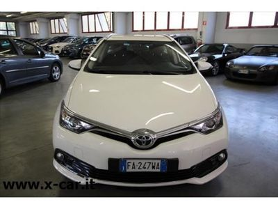 używany Toyota Auris Touring Sports 1.6 D-4D Active