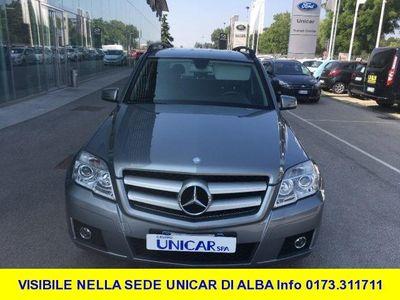 brugt Mercedes GLK220 CDI 4Matic BlueEFFICIENCY Sport