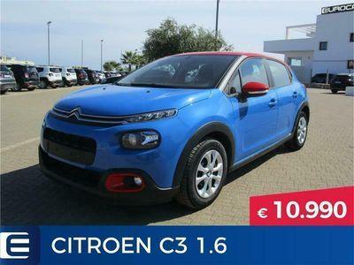 usata Citroën C3 1.6 HDI 100FEEL 5P TYPE MINE