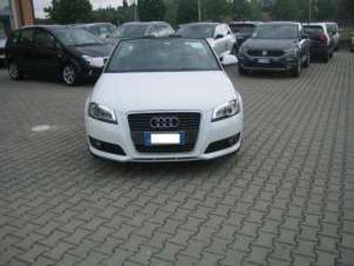 usata Audi A3 Cabriolet 2.0 tdi f.ap. ambition s-line fari xeno led
