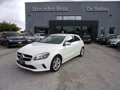 usata Mercedes A160 Classe A - W176 Dieselcdi Sport auto E6