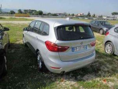 usata BMW 218 Gran Tourer D 150CV AUTOM. E6 SS 7POSTI ( CERCHI ) Diesel
