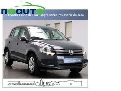 usata VW Tiguan 1.4 TSI 125 CV BlueMotion Technology