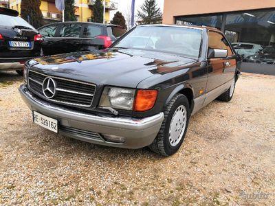 gebraucht Mercedes 500 SEC FULL ASI stupendo