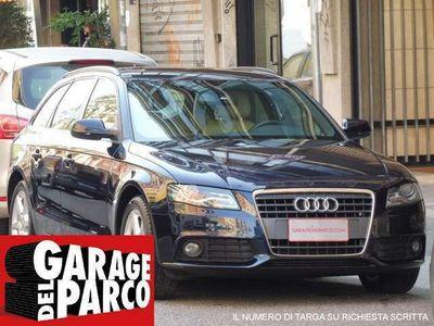 usata Audi A4 Avant 2.0 TDI 170CV ADVANCED UNIPROP TAGLIANDI