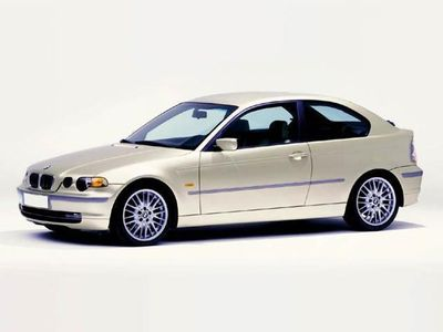 usata BMW 318 Compact Serie 3 ti cat Sport usato