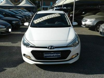 usata Hyundai i20 i20 1.1 CRDi 12V 5 porte Comfort1.1 CRDi 12V 5 porte Comfort