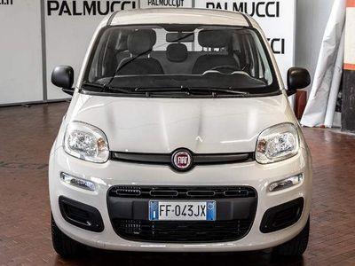 second-hand Fiat Panda Allestimento Easy 0.9 Benzina + Metano 84cv
