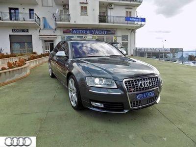brugt Audi S8 5.2 v10 quattro tiptronic full optional garanzia benzina