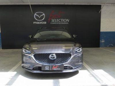 usata Mazda 6 2.2L 184CV Skyactiv-D WGN AT Exclusive Roma