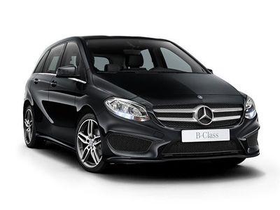 brugt Mercedes B220 d Automatic 4Matic Business Extra