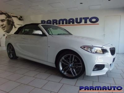 brugt BMW 220 d Cabrio Msport*//*BELL1SS1MA**AUTOMATICA*//*