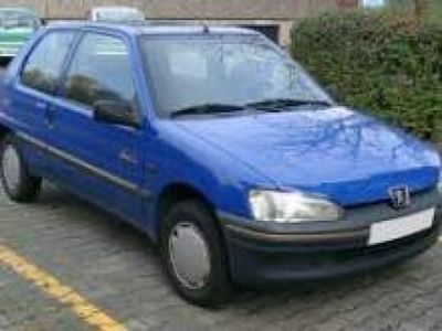 usata Peugeot 106 1.1i Cat 3 Porte Open Usato