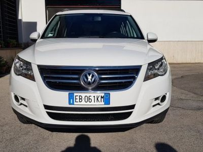 brugt VW Tiguan 1.4 TSI Trend & Fun BlueMotion Technology