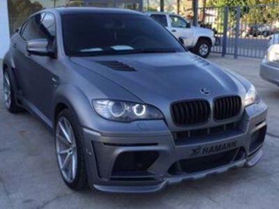 usata BMW M6 x6biturbo 800hp 2013