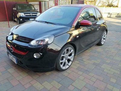 used Opel Adam AdamS TURBO CARBON-PAKET-RECARO 150cv