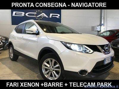 usado Nissan Qashqai 1.5 dCi N-Connecta +Navi+Telec Park+Xenon+Barre
