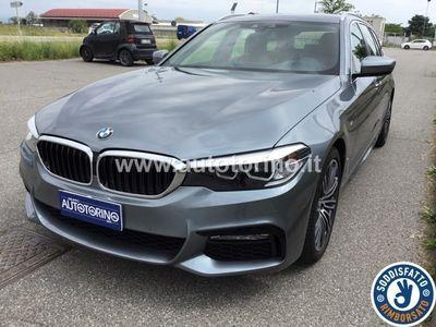 brugt BMW 530 SERIE 5 TOURING d touring xdrive Msport 249cv auto