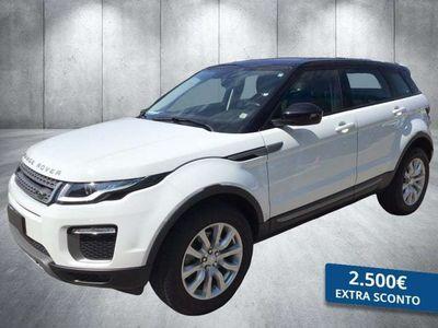 usata Land Rover Range Rover evoque EVOQUE 2.0 td4 SE Dynamic 150cv 5p auto