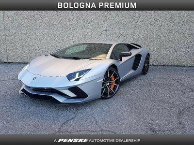 usata Lamborghini Aventador S 6.5 V12 nuova