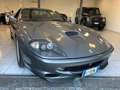 usata Ferrari 550 Maranello Italiana Ufficiale km 56400