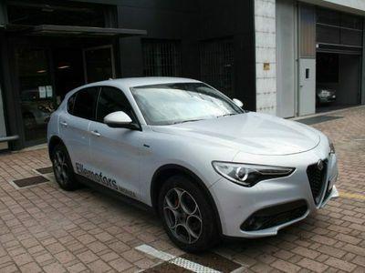 usata Alfa Romeo Stelvio Stelvio2.2 Turbodiesel 190 CV AT8 Q4 Sprint del 2020 usata a Monza