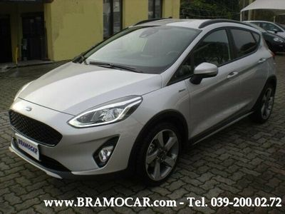 usata Ford Fiesta ACTIVE 1.0 85cv ECOBOOST ST&ST - APP CONNECT - NEO