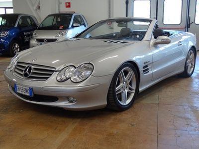 usata Mercedes SL55 AMG amg cat kleemann k50 benzina
