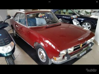 used Peugeot 504 coupe anni 70