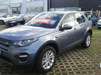 usata Land Rover Discovery Sport discovery sp. 2.0 td4 SE awd 150cv auto my