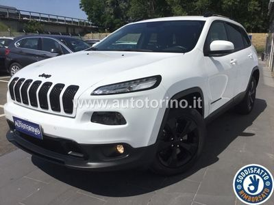 käytetty Jeep Cherokee CHEROKEE2.2 mjt II Night Eagle 4wd a.d.I 185cv au