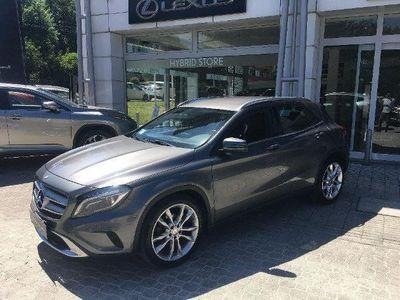 used Mercedes GLA200 CDI Automatic Premium del 2015 usata a San Lazzaro di Savena