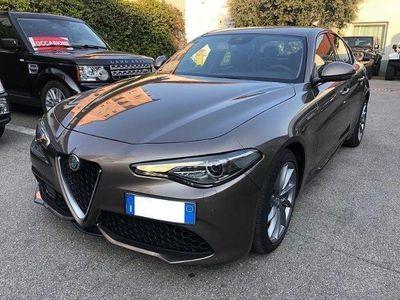 käytetty Alfa Romeo Giulia 2.2 Turbodiesel 210 CV AT8 AWD Q4 Veloce