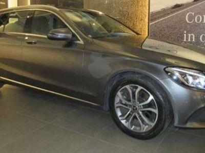 usata Mercedes C220 d S.W. Exclusive automatica - xeno - UNICOPROPRIET