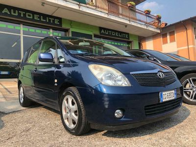 used Toyota Corolla Verso d ok anche per neopatentati