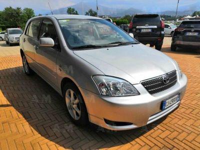 brugt Toyota Corolla 2.0 tdi D-4D 5 porte Sol del 2004 usata a Cuneo