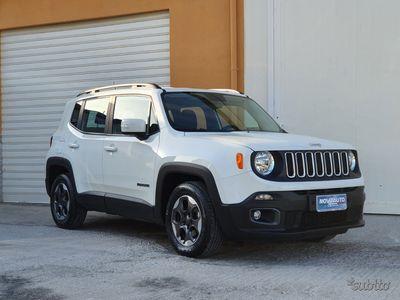 usata Jeep Renegade Longitude 1.6 mtj 120cv