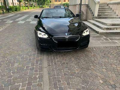 usata BMW 640 Cabriolet Serie 6 (F12/F13) M SPORT