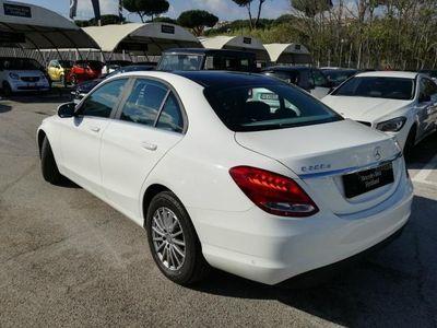 usata Mercedes C200 d Automatic Business