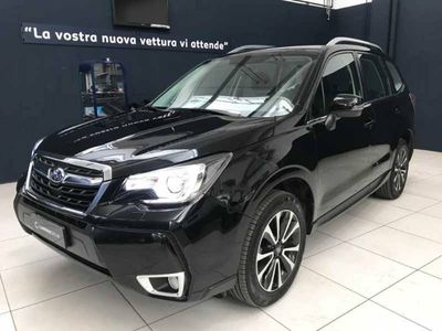 usata Subaru Forester Forester4x4 2.0d Diesel Boxer Style