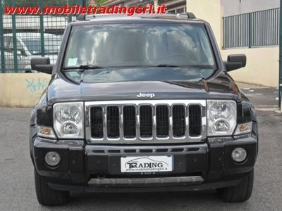 usata Jeep Commander 3.0 CRD DPF Limited