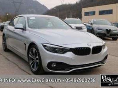 usata BMW 418 Gran Coupé d Sport LED NAVI PELLE TETTO Diesel