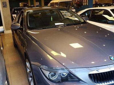 usata BMW 630 Automatica/Steptronic