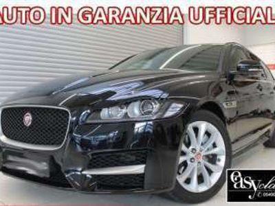 usata Jaguar XF Sportbrake 2.0 D 180 CV aut. R-Sport C