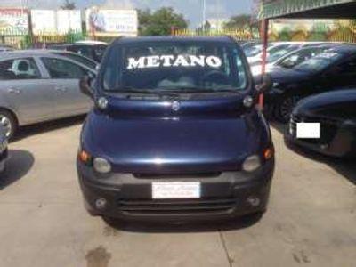 usata Fiat Multipla 100 16v bipower cat elx benzina/metano