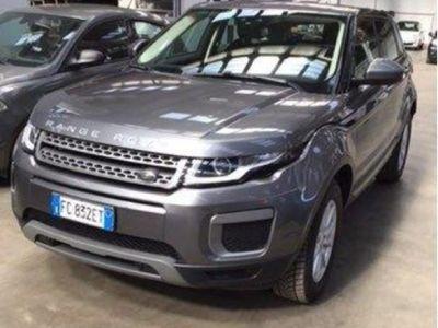 usata Land Rover Range Rover evoque PROMO FINANZIAMENTO 2.0 TD4 150 CV 5p. Pure rif. 13311248