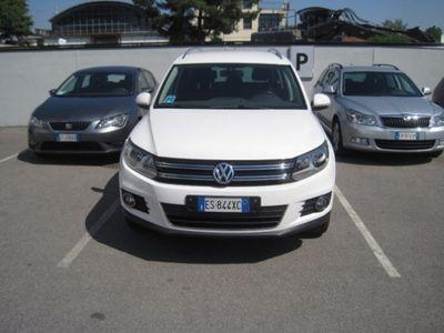 gebraucht VW Tiguan 2.0 TDI 140 CV Sport & Style BlueMotion Technology